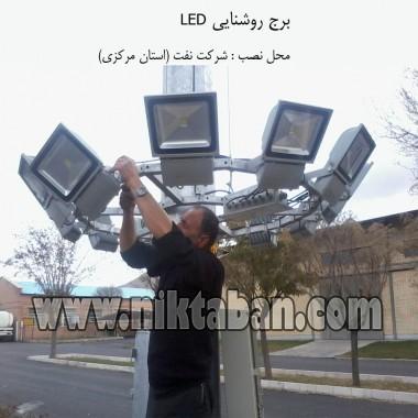 برج نوری LED