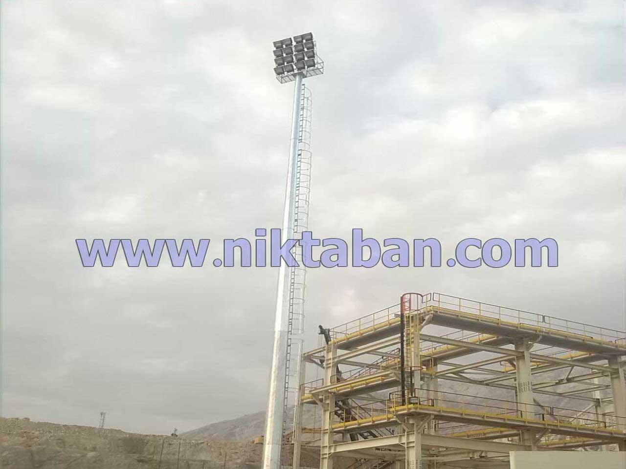 برج استادیومی عسلویه