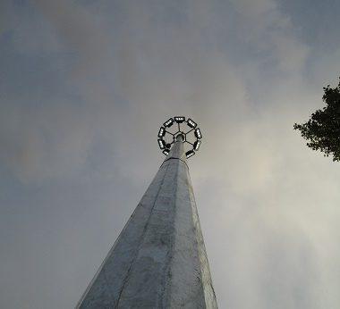 برج روشنایی LED COB 200W اراک