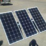 چراغ خیابانی solar